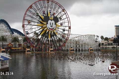 Disneyland Resort Photo Update - 4/25/14