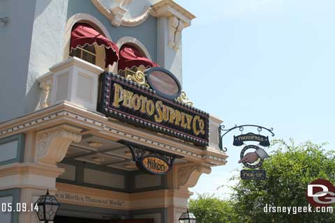 Disneyland Resort Photo Update - 5/09/14