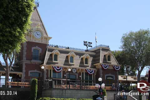 Disneyland Resort Photo Update - 5/30/14