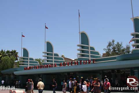 Disneyland Resort Photo Update - 6/13/14