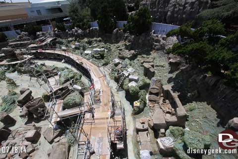 Disneyland Resort Photo Update - 7/18/14