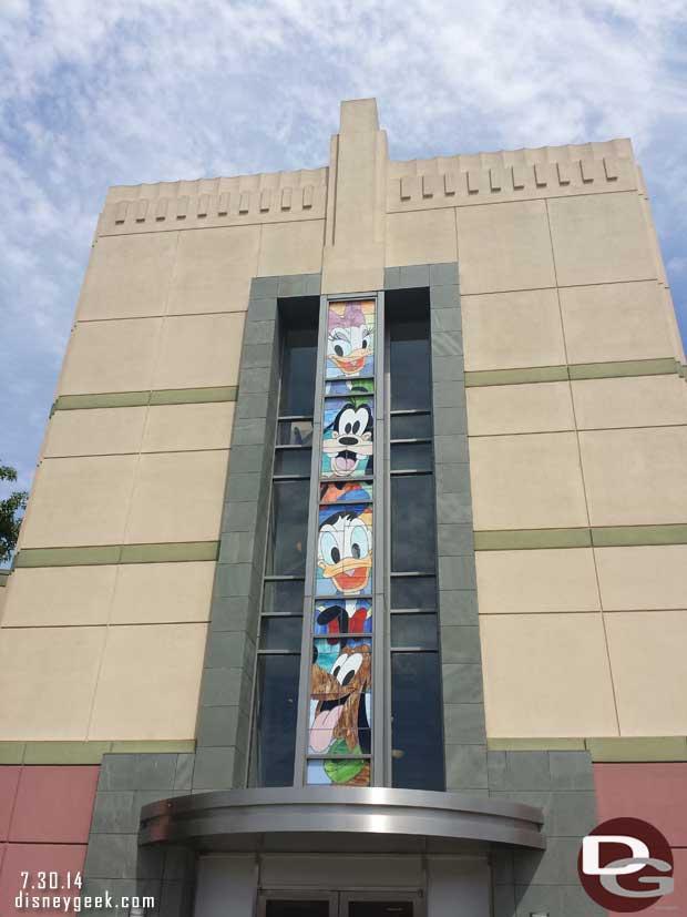 A Look Around The Roy E Disney Building Walt Disney Animation