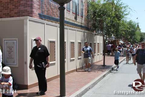 Disneyland Resort Photo Update - 8/08/14