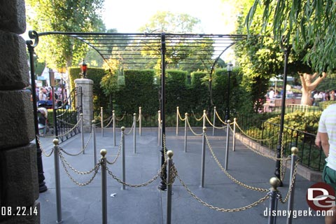 Disneyland Resort Photo Update - 8/22/14
