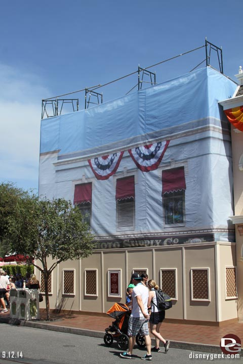 Disneyland Resort Photo Update - 9/12/14