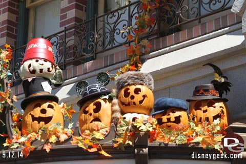 Disneyland Resort Photo Update - Halloween Time!