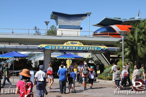 Disneyland Resort Photo Update - 9/26/14