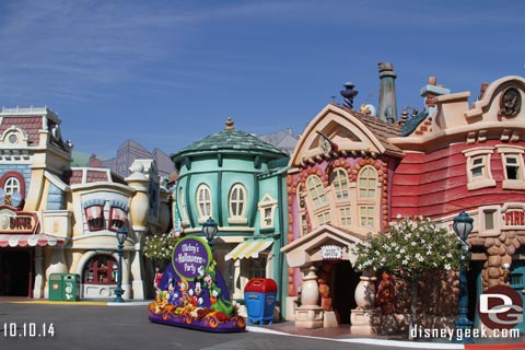 Disneyland Resort Photo Update - 10/10/14