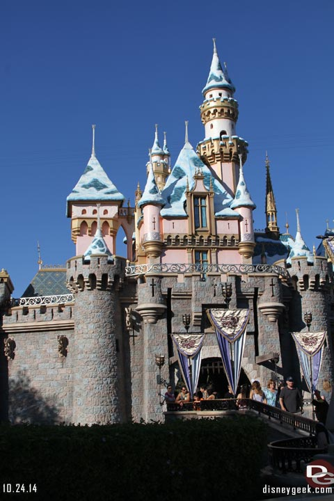 Disneyland Resort Photo Update - 10/24/14