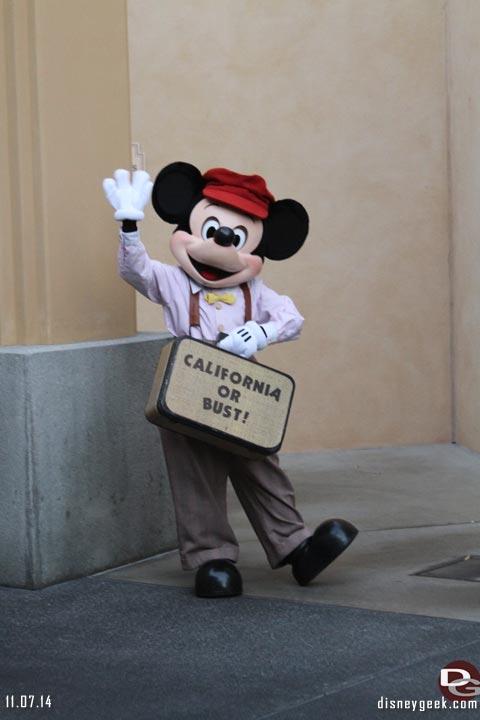 Disneyland Resort Photo Update - 11/07/14