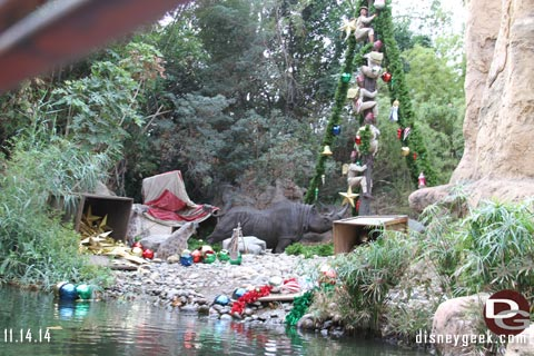 Disneyland Resort Photo Update - 11/14/14