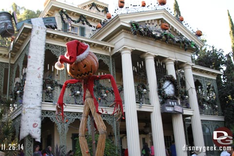 Disneyland Resort Photo Update - 11/26/14