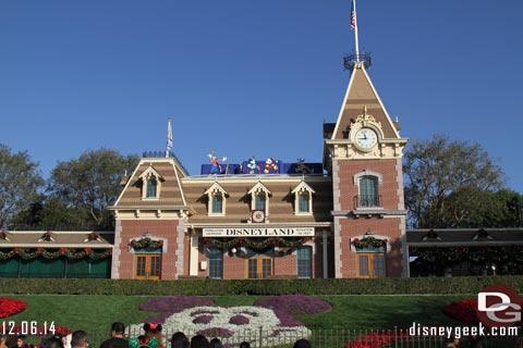 Disneyland Resort Photo Update - 12/06/14