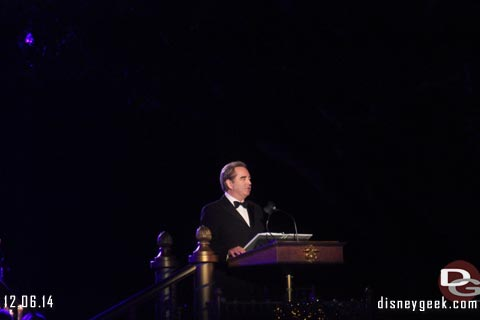 Disneyland Resort Photo Update with Candlelight Processional