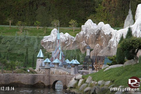 Arendelle Added to Storybook Land