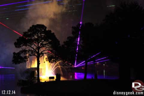 Epcot's IllumiNations