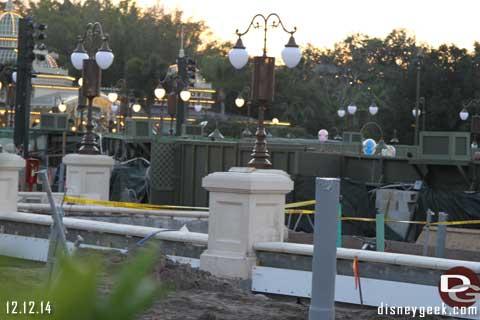 Magic Kingdom Walt Disney World Construction Update