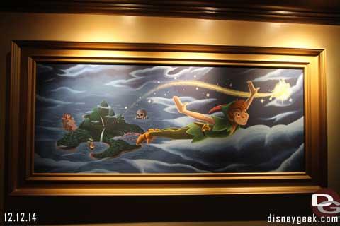 New Peter Pan Queue - Magic Kingdom - WDW