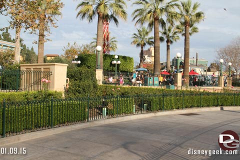 Renovation Projects around the Parks