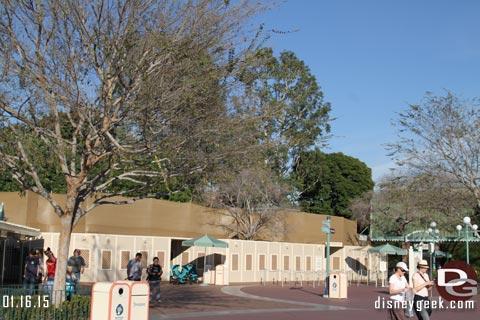Renovation Project Updates: Disneyland Resort 1/16/15