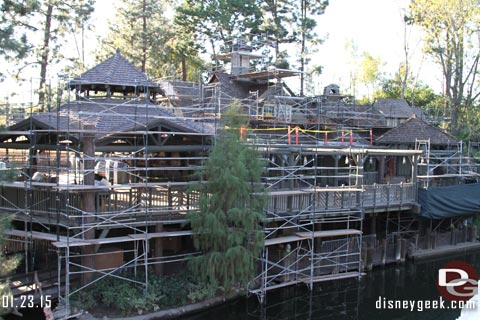 Renovation Project Updates: Disneyland Resort 1/23/15