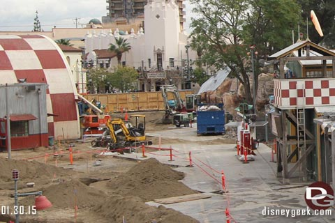 Renovation Project Updates: Disneyland Resort 1/30/15