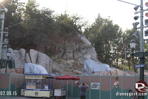 Disneyland Resort Photo Update - 2/06/15