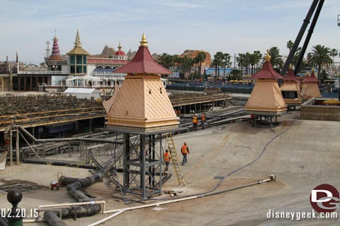 Disneyland Resort Photo Update - 2/20/15