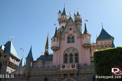 Disneyland Resort Photo Update - 3/06/15