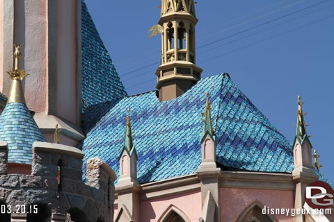 Disneyland Resort Photo Update - 3/20/15