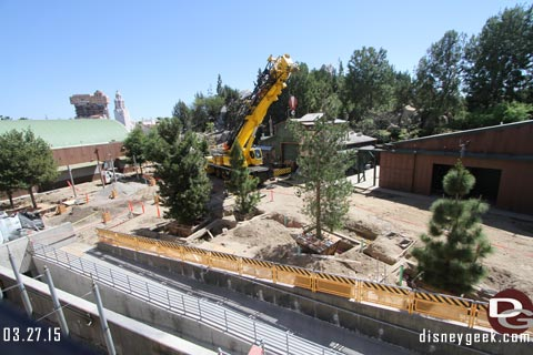 Disneyland Resort Photo Update - 3/27/15