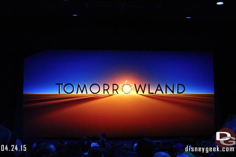 Disneyland Resort Photo Update - Tomorrowland Sneak Peek