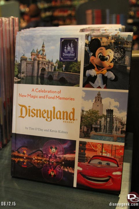 Disneyland Resort Photo Update - 6/12/15