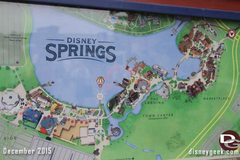 map of downtown disney orlando fl Disney Springs Resort Hotel Map لم يسبق له مثيل الصور Tier3 Xyz map of downtown disney orlando fl