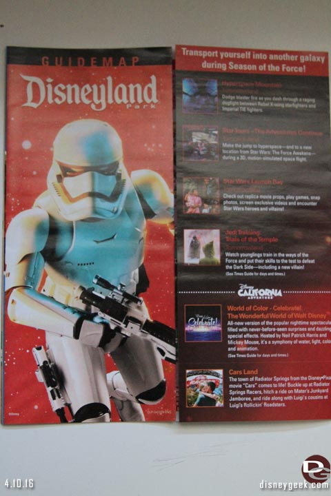Jason @ disneygeek.com image from Sunday, April 10, 2016