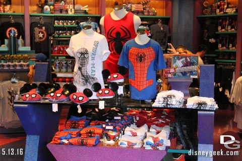 Jason @ disneygeek.com image from Friday, May 13, 2016