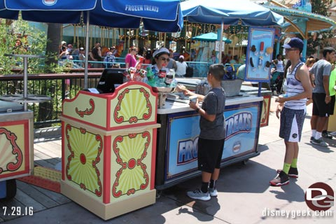 Jason @ disneygeek.com image from Friday, July 29, 2016