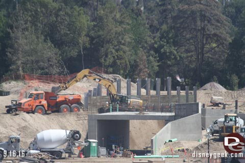 PHOTO WALK: Disneyland Resort Construction Updates