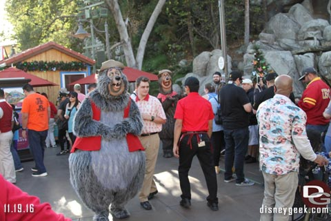 Jason @ disneygeek.com image from Saturday, November 19, 2016
