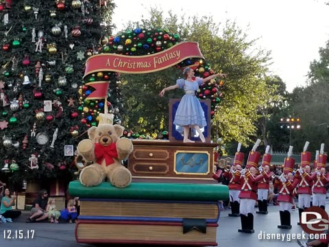 Jason @ disneygeek.com image from Friday, December 15, 2017