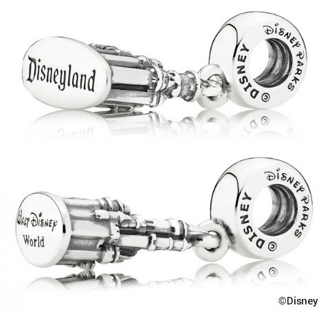 can you buy pandora charms at disney world