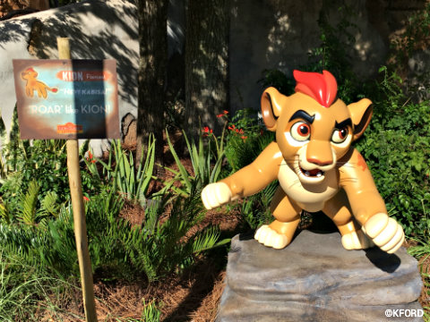 The Lion Guard Adventure Opens at Animal Kingdom