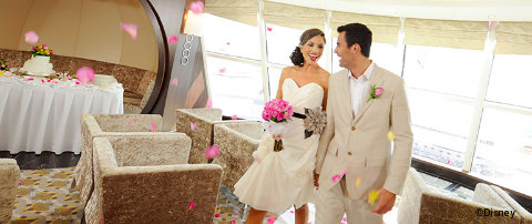 Celebrate True Love With A Disney Cruise Line Wedding A