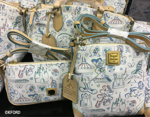 Disney Dooney and Bourkey Bags