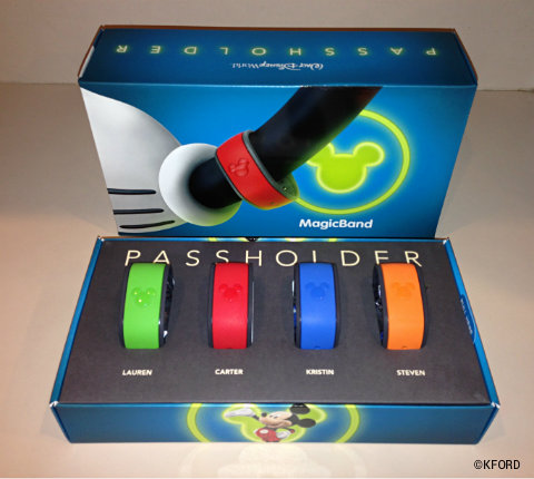 Tips For Using Your Walt Disney World Magicband With