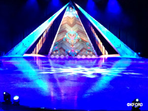 Disney on Ice Frozen!  Review