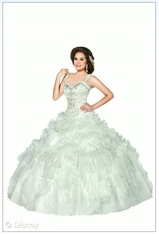 0b71fe773 Disney celebrates quinceañeras with princess-inspired dresses and ...