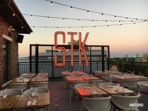 STK Orlando Debuts Fall Menu