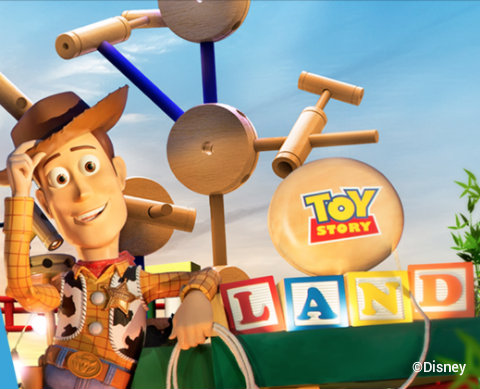 Disney Toy Story Land Play Big Sweepstakes