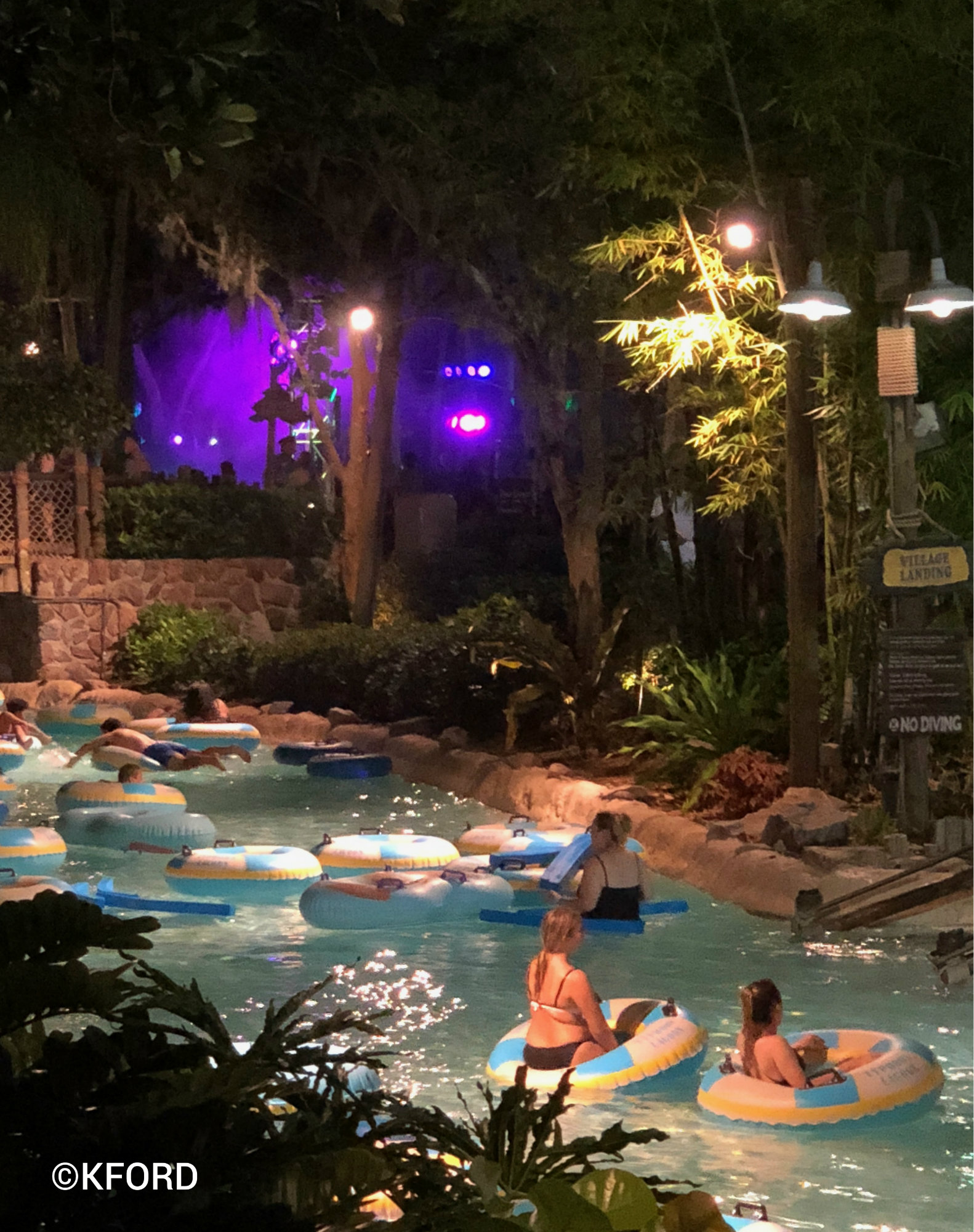 fb4ede4b0d3fb On select summer nights starting May 30, 2019, the special lighting effects  of Disney H2O Glow Nights will transform Typhoon Lagoon water park as it ...